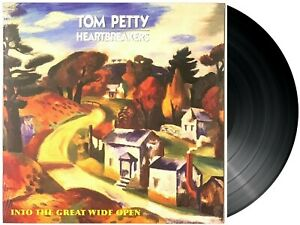 Tom-Petty-amp-Heartbreakers-Into-The-Great-Wide-Open-in-shrink-LP-Vinyl-Record