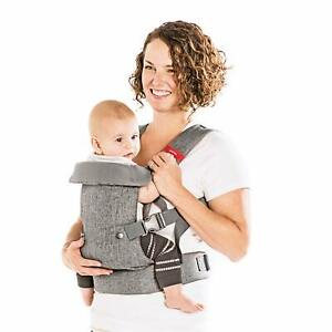 Adjustable Infant Baby Carrier Newborn Kid Sling Wrap Rider Backpack O4S3