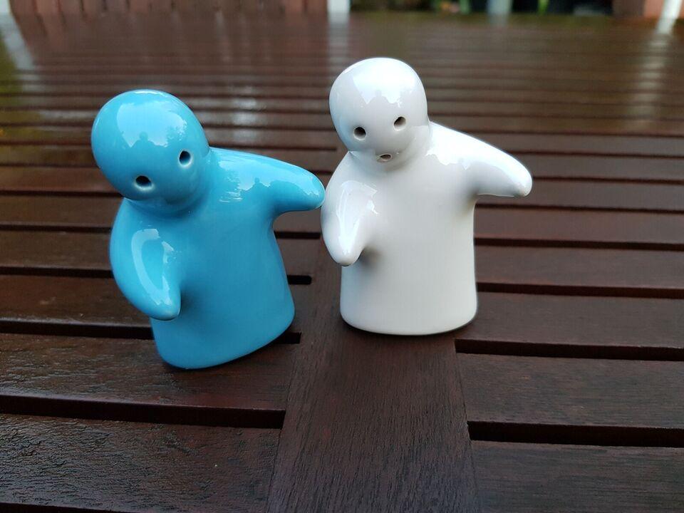 Porcelæn, Salt og pebersæt, Spøgelser