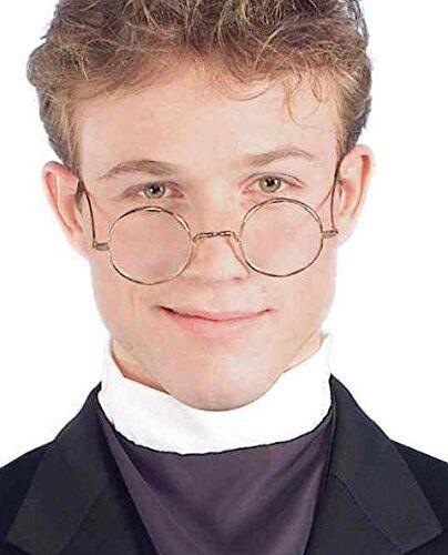 Priest Collar Costume Accessory