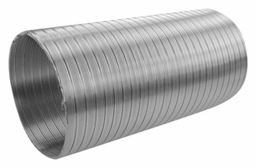 Flexible Aluminium Air Ducting Ventilation Accessory Alloy Vent Tube Hose Duct