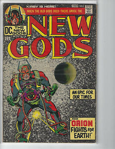 New Gods, 1-12, complete set, Jack Kirby, Return of the New Gods 13-19 MORE