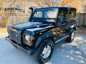 2000 Land Rover DEFENDER 90