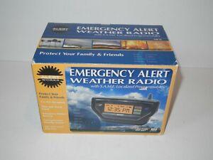 NEW In Box AlertWorks Emergency Alert Weather Radio EAR-10 NOAA SAME