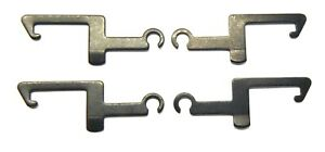 Hornby Spares - S8389 (l3004 & L3377) Coupling Hooks - X 4 - New.