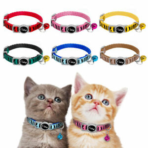 6pcs-Lot-Quick-Release-Puppy-Dog-Kitten-Cat-Breakaway-Collar-Safety-with-A-Bell