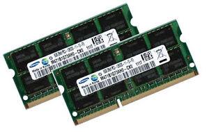 2x-8GB-16GB-1600MHz-Ram-fuer-Dell-Notebook-ALIENWARE-M17X-R5-M17xR5-DDR3-Speicher