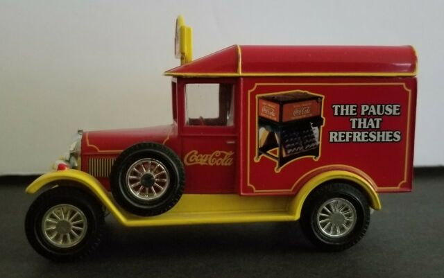Matchbox ym37792 renault AG van 1910 Dewars whisky 1:38 models of Yesteryear Moy