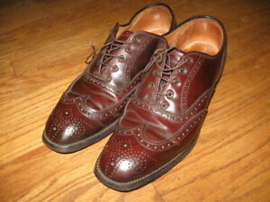 e99ee5db1ee Image is loading Alden-Brooks-Brothers-Burgundy-Shell-Cordovan-Wingtip -Shoes-