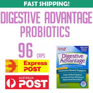 Schiff-Digestive-Advantage-Intensive-Bowel-Support-96-Caps-50-billion-CFU-AU