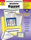 Ancient Egypt Grade 4-6+ by Evan-Moor Educational Publishers (Paperback / softback, 2003)