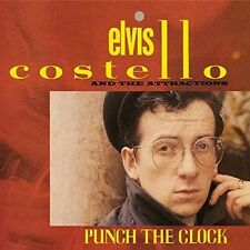 ELVIS COSTELLO - PUNCH THE CLOCK  VINYL LP NEU