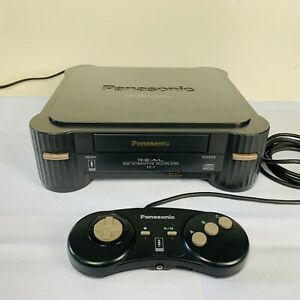 Panasonic 3DO FZ-1 Console with Games and HDMI Up-Scaler - EXCELLENT CONDITION!!