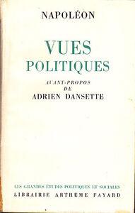 C1-NAPOLEON-Vues-Politiques-EPUISE-Adrien-Dansette
