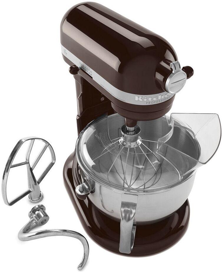 KitchenAid RKP26M1Xes Pro 600 robot mélangeur 6 Qt Espresso Big Grande capacité