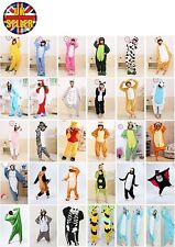 Halloween Unisex Onesiee Kigurumi Fancy Dress Costume Hoodies Pajamas Sleep wear
