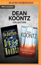 Dean Koontz Collection - The Bad Place & Wilderness and Other Stories by Dean...