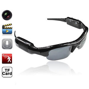 9dded98a81 HD 720P Sun Glasses Spy Hidden Sport Camera DVR Video Recorder ...