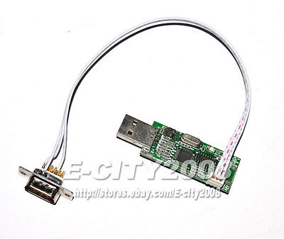 1*USB Programmer for Burning DVI M.NT68676.2A LCD Controller Board DIY Windows 7