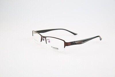 NEW Metal&TR90 Sport Mens Optical Eyeglasses Eyewear Spectacles Glasses Frame Rx
