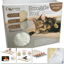 Item 2 Snuggle Rug Self Heating Dog Cat Puppy Pet Pad Washable Winter Fleece Bed Mat