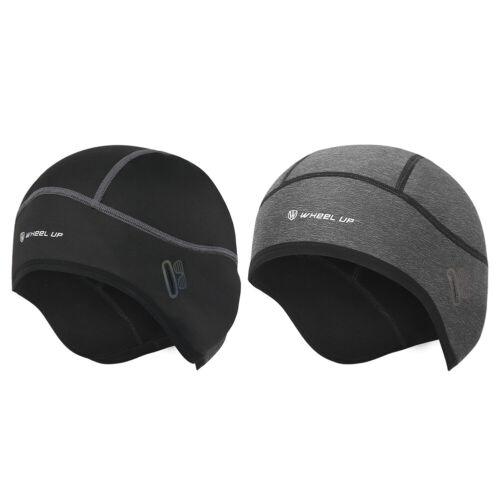 WHEEL UP Winter Bike Cycling Fleece Hat Outdoor Sports Warm Bicycle Ski Cap #HE