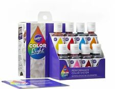Wilton Color Right Performance Color System Cupcakes Repeat Color 601-6200