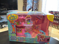 Vintage Polly Pocket & The Pops Concert Hall Playset 1999 Bluebird Doll Toy