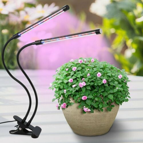 LED Grow Light  LED UV IR Growing Lamp for Indoor Plants Hydroponic Plant MX
