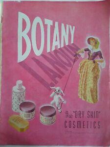 1944-Botany-Jabon-Seco-Piel-Cosmeticos-Vintage-Fragancia-Cordero-Arte-Anuncio