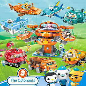 The-Octonauts-Toys-Barnacles-Kwazii-Peso-Octo-pod-Building-Block-Birthday-Gifts