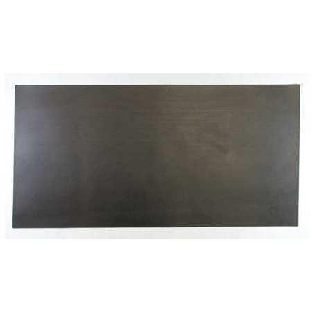 "JAMES 7710-1//4NEO4-B 1//4/"" 4-Ply Cloth Inserted Neoprene Rubber Sheet, E"