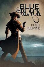 Blue on Black by Carole Cummings (2015, Paperback)