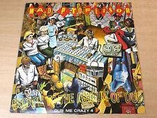 EX- !! Mad Professor/Dub Me Crazy 4 : Escape To The Asylum Of Dub/1983 Ariwa LP