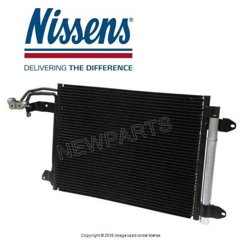 For Audi VW A3 TT A//C Condenser Drier Insert Eos GTI Jetta Rabbit Nissens