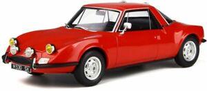 OTTO-MOBILE-649-MATRA-530-SX-resin-model-car-red-Ltd-Edition-999-1-18th-scale