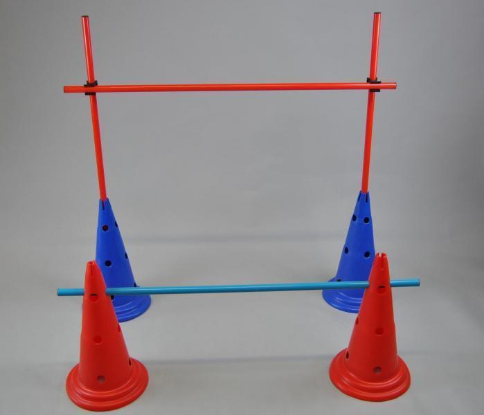 Trainings Kegel + + + Stangen, variabel und vielseitig einsetzbar. Sport, Fitness 92cbad