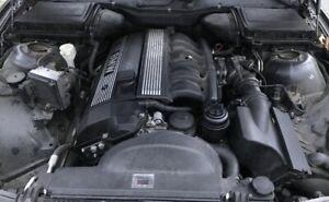 BMW-E36-E39-323i-523i-M52-Motor-KOMPLETT