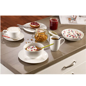 VILLEROY-amp-BOCH-For-Me-16-tlg-Fruehstuecksset-Geschirr-Set-Tasse-Teller-Schaelchen