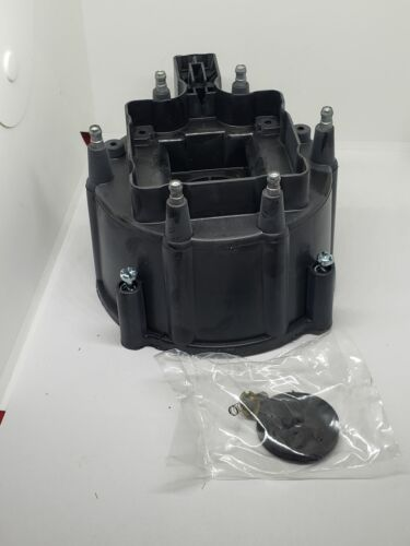 E-TRON D335 Distributor Cap 6 Cylinder for GM Vehicles NOS