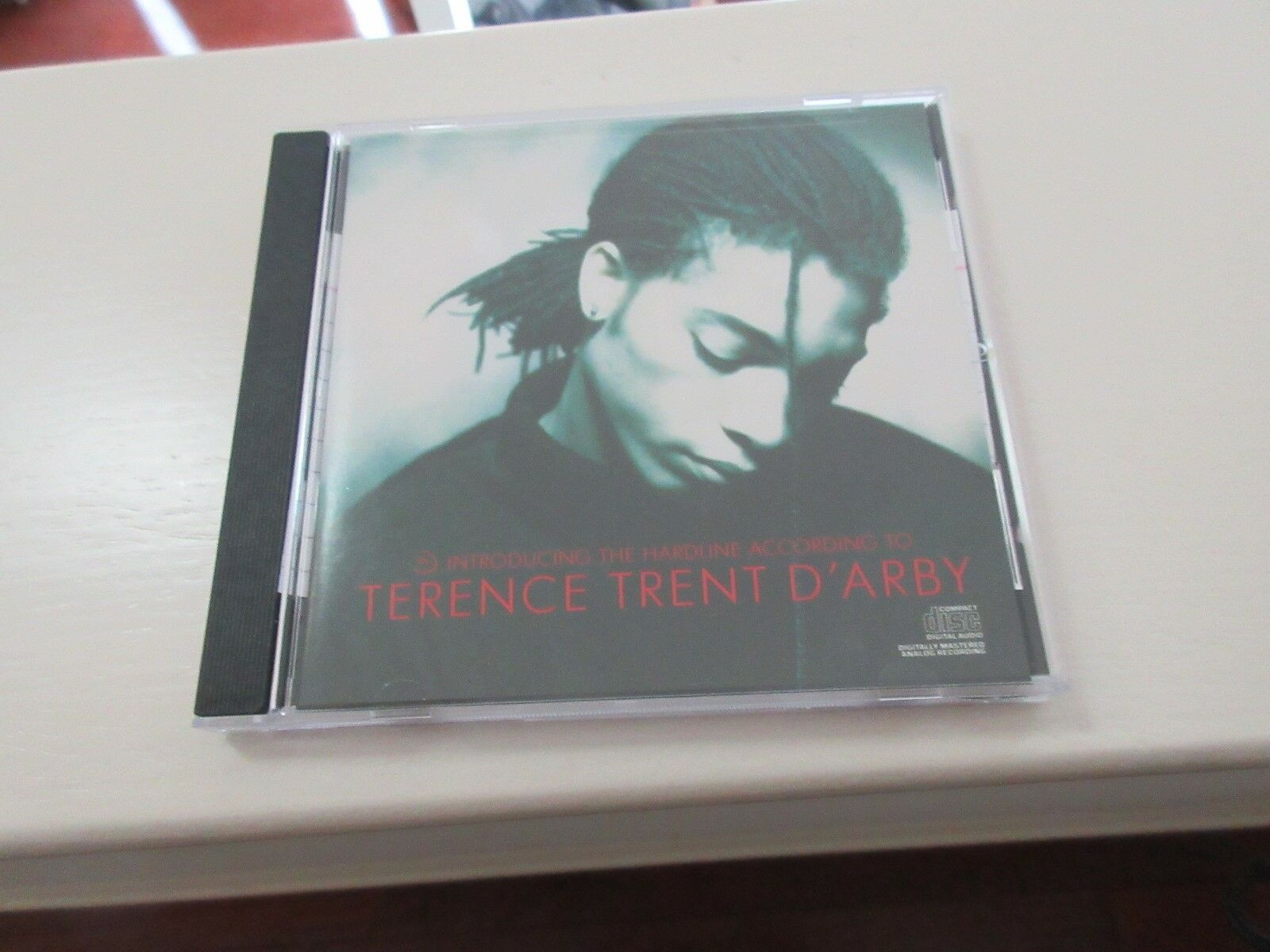 Terence Trent D'Arby , Introducing The Hardline , CD 81