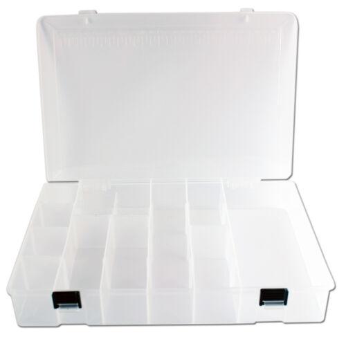 Angel Berger Kunstköderbox Zubehörbox groß