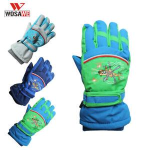 Kids-Winter-Warm-Ski-Gloves-Boys-Girls-Sports-Windproof-Non-slip-Snow-Mittens