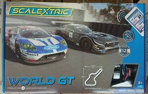 SCALEXTRIC-C1403-World-GT-Racing-Set-APP-Race-Control-ARCAIR
