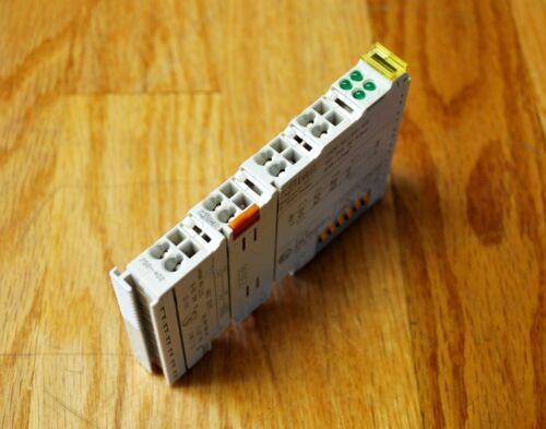 Wago 750-402 Digital Input Module 4 Channel USED