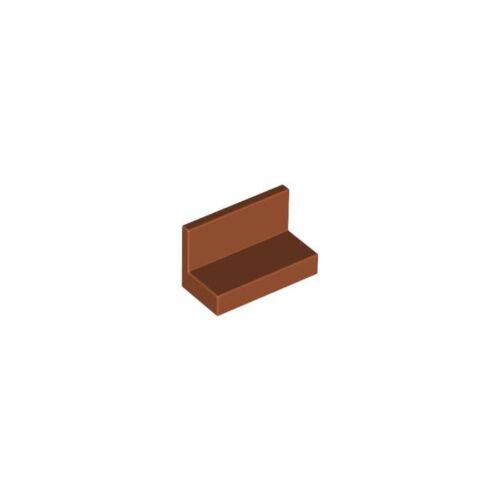 cadeau-NEUF LEGO 4865 1x2x1 avec carré coins-Couleurs A-M-Choisissez Quantité /& col
