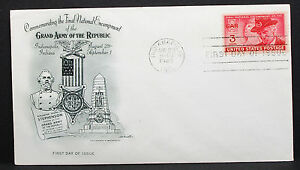US-Artmaster-Cachet-Cover-FDC-Indianapolis-Gar-Stamp-3c-USA-First-Day-H-7556