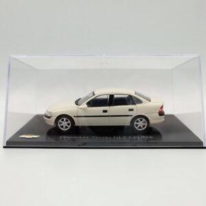IXO-Altaya-escala-1-43-De-Chevrolet-Vectra-GLS-2-2-1998-Modelos-De-Juguetes-Coches-Blanco