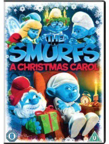 The Smurf's Christmas Carol [DVD] [2012] New Sealed UK Region 2 - George Lopez
