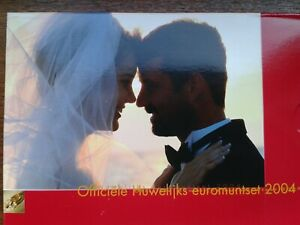 "coffret bu pays-bas 2004 ""mariage"""